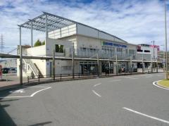 「まちの駅イオン久御山店前」バス停留所