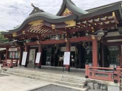 福山八幡宮会館