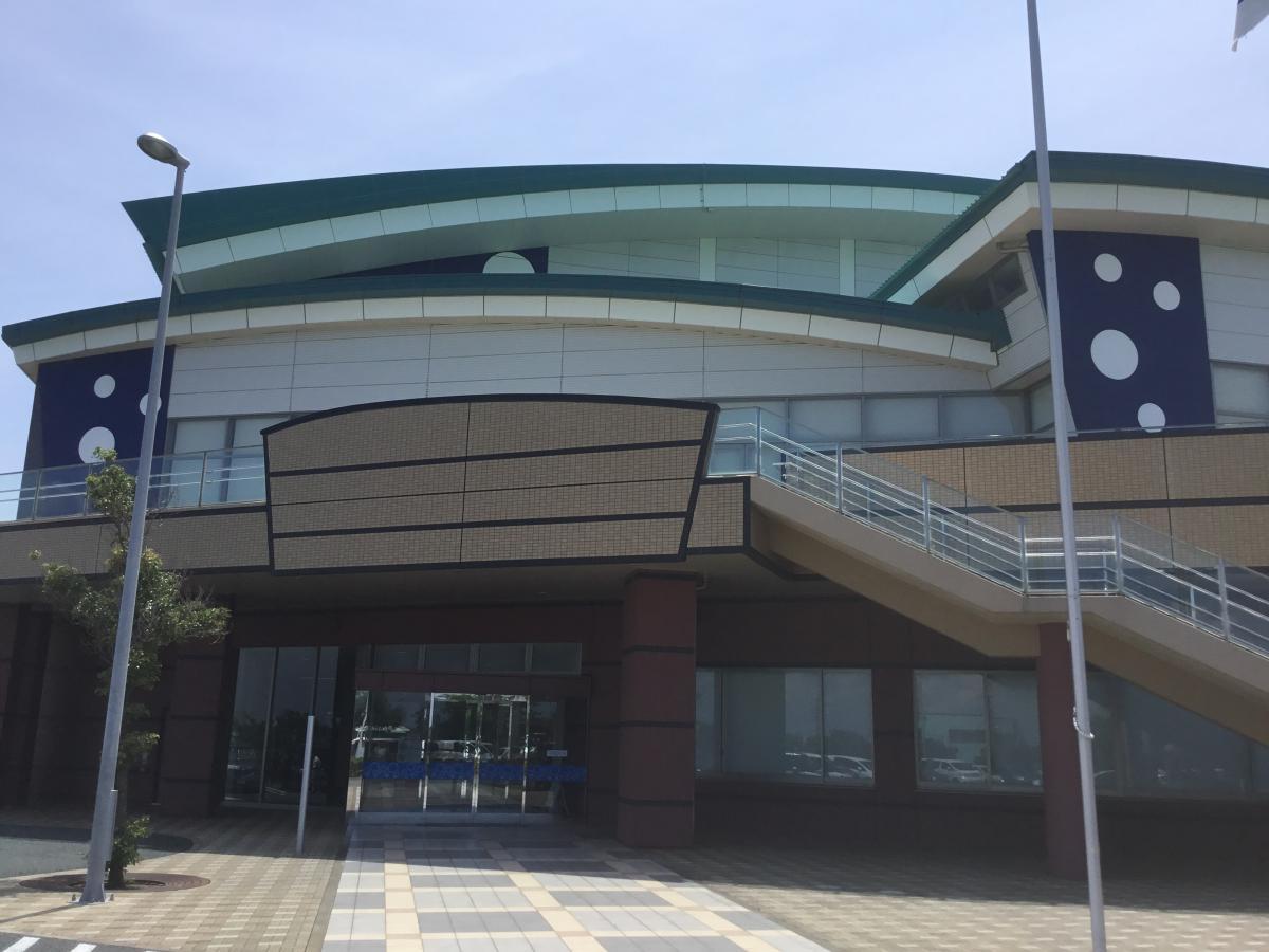浜松市総合水泳場
