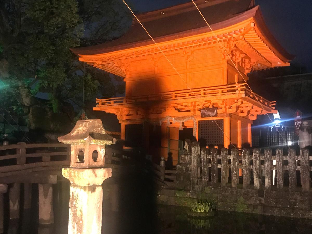 与賀神社です。