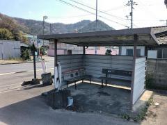 「鳥越」バス停留所