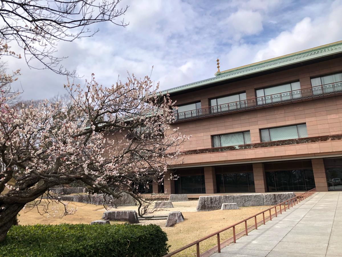 春の近代美術館