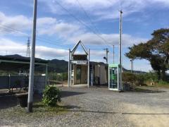 磐城石井駅
