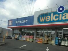 ウエルシア 古河諸川店