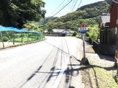 「熊毛田」バス停留所