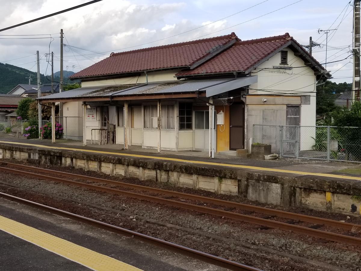 日向大束駅