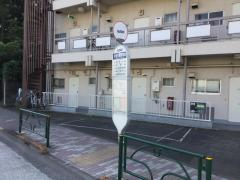 「小金井警察署前」バス停留所