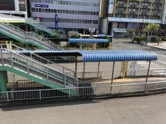 「近鉄八尾駅前」バス停留所