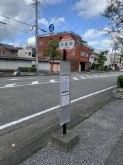 「別院前」バス停留所
