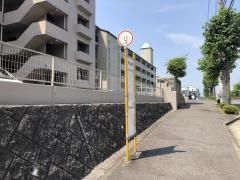「井口台東」バス停留所