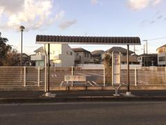 「三ツ藤住宅」バス停留所
