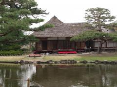 会津松平氏庭園(御薬園)