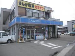 ローソン 阿南津乃峰町店