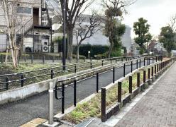 関町南千川緑地
