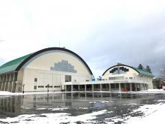 尾花沢市文化体育施設「サルナート」