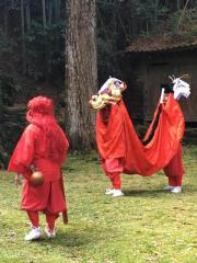 麒麟獅子舞