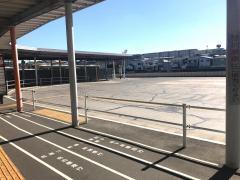 「地下鉄鳴子北」バス停留所
