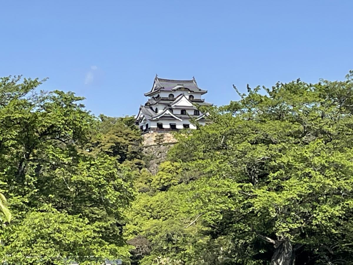 彦根城です。