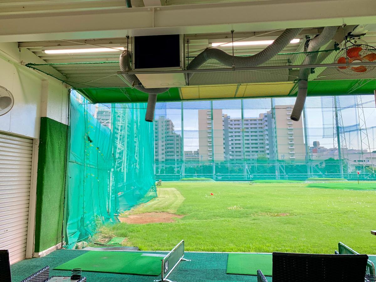 区 ゴルフ 場 江東 練習