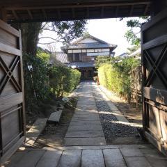 旧広瀬邸の庭園