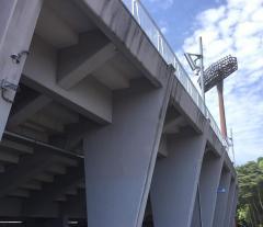 笠松運動公園陸上競技場