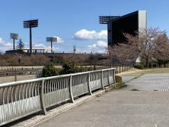 とうほう・みんなのスタジアム(福島県営あづま陸上競技場)