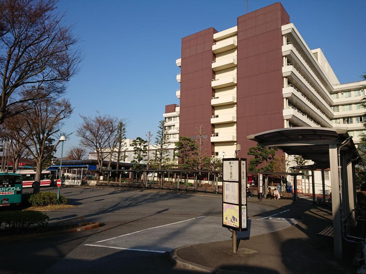 マリアンナ 横浜 病院 聖 市 西部