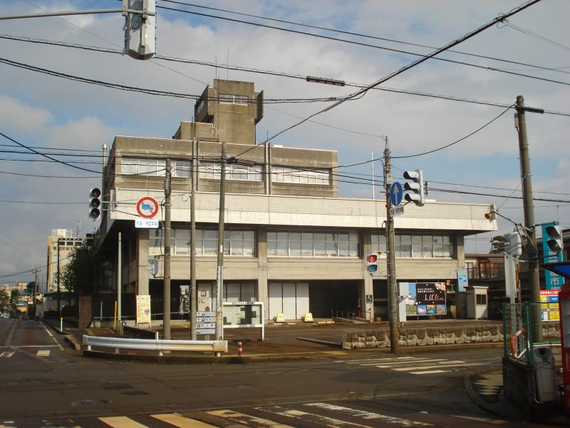新発田市役所