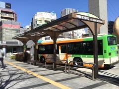 「錦糸町駅前(北側)」バス停留所