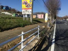 「井ノ口小学校西」バス停留所