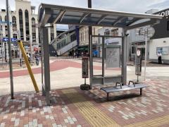 「西船橋駅」バス停留所