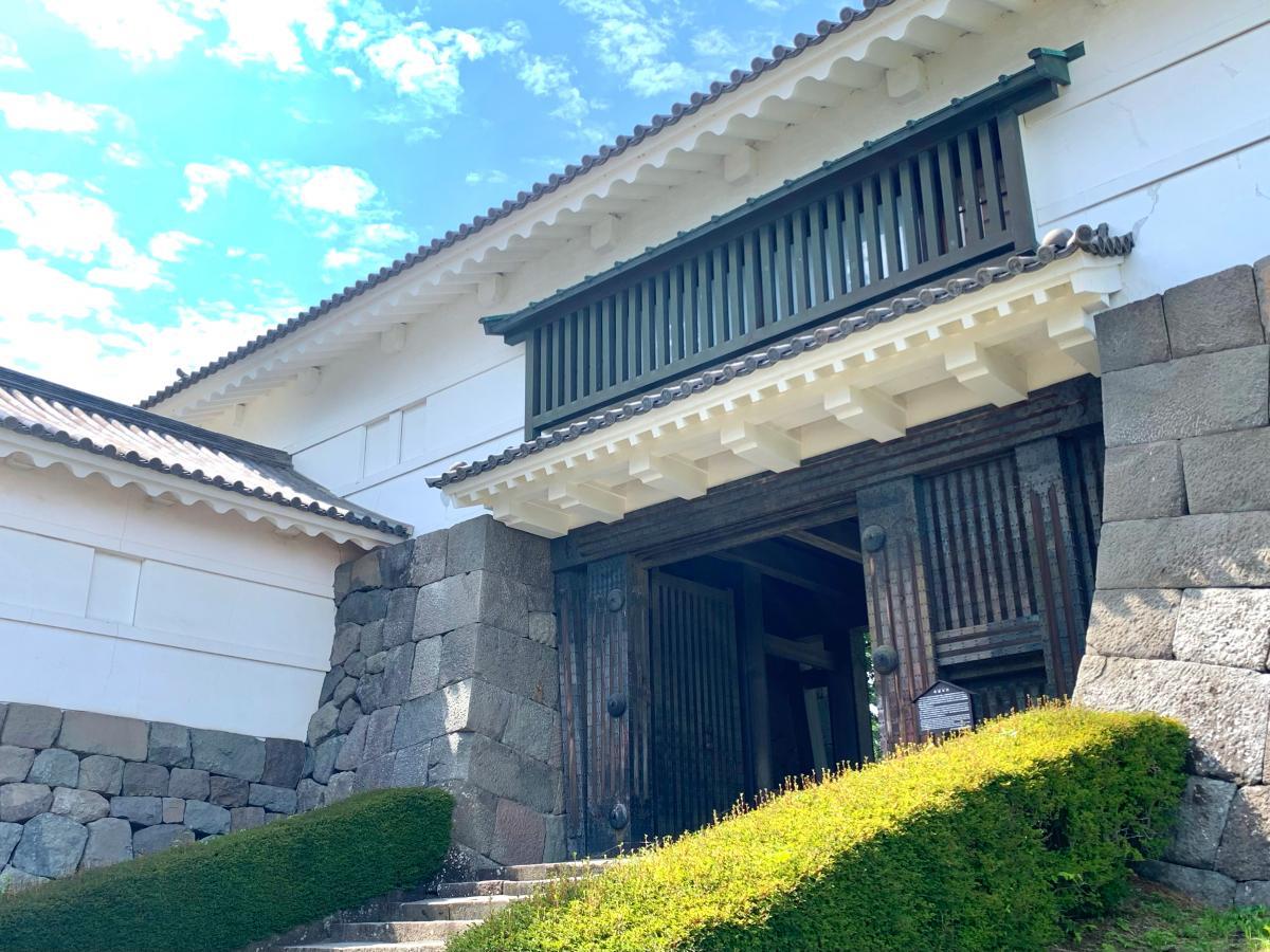 常盤木門SAMURAI館の外観