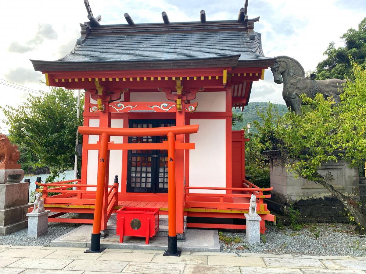 高橋稲荷神社