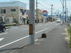 「東小前(都城市)」バス停留所