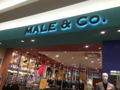 MALE&Co.イオン綾川店