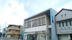 足利銀行渋川支店