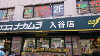 ザ・ダイソー ココスナカムラ入谷店