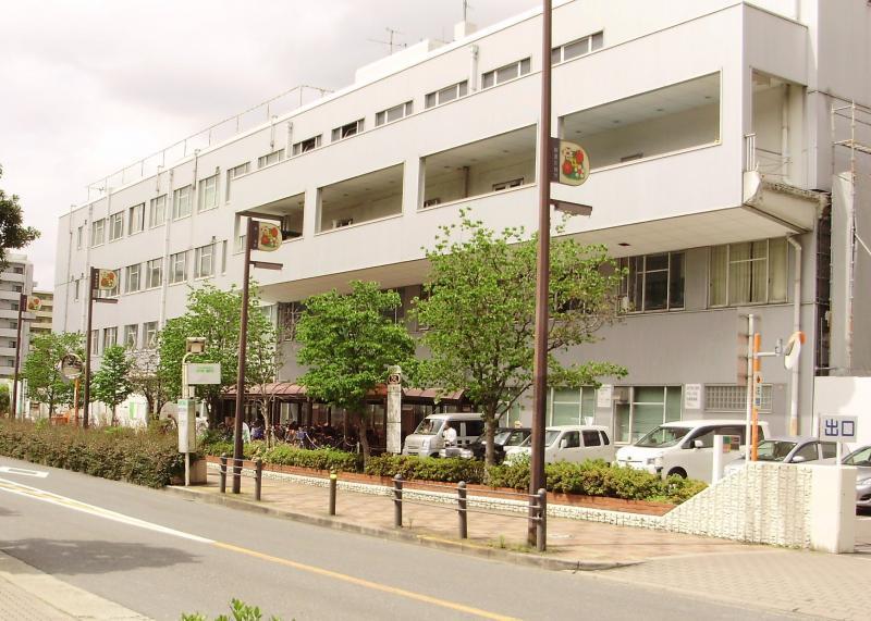 大阪市鶴見区役所