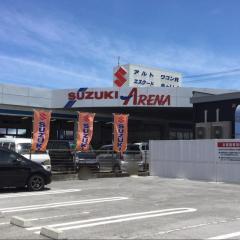 スズキ自販沖縄スズキアリーナ北谷