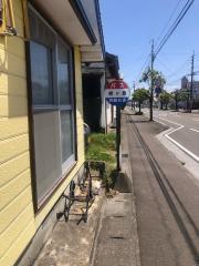 「姥ケ島」バス停留所