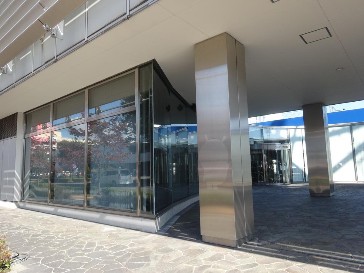 NHK長野放送局 外観