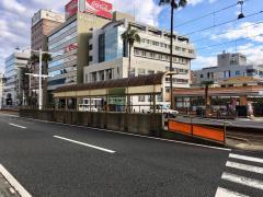 「高知橋」バス停留所