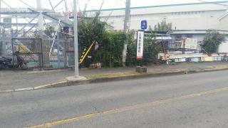 「北堺警察署前」バス停留所