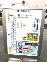 「下上尾」バス停留所