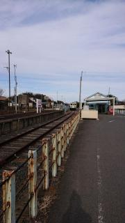 阿字ケ浦駅