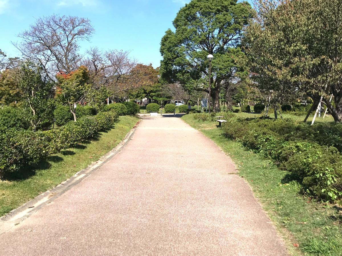 公園 幸田 中央