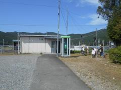 伊予石城駅