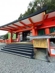 熊野那智大社宝物殿
