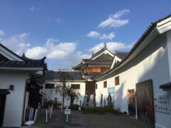 福知山城跡